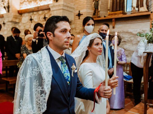 La boda de Fernando y Vanesa en Cazorla, Jaén 1