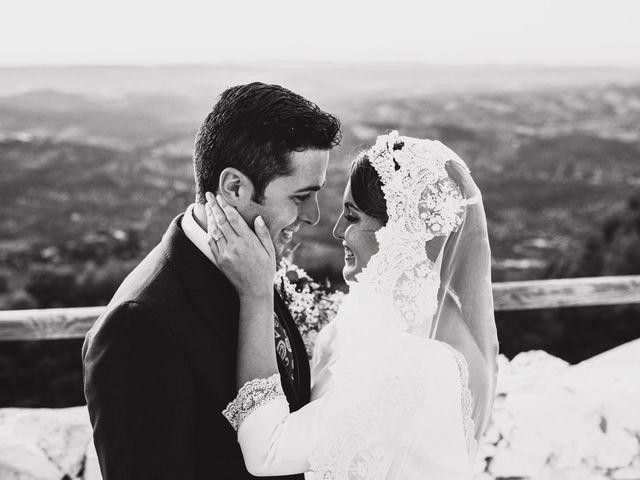 La boda de Fernando y Vanesa en Cazorla, Jaén 2