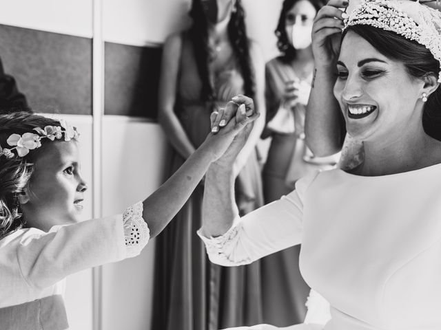 La boda de Fernando y Vanesa en Cazorla, Jaén 9