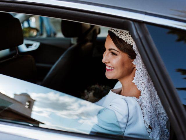 La boda de Fernando y Vanesa en Cazorla, Jaén 21