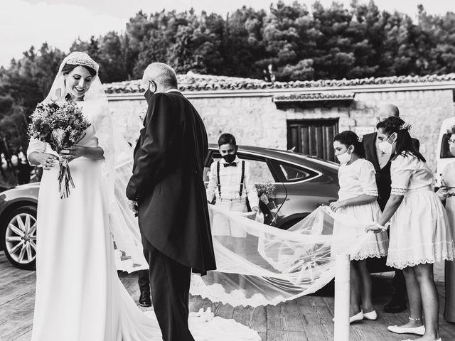 La boda de Fernando y Vanesa en Cazorla, Jaén 22