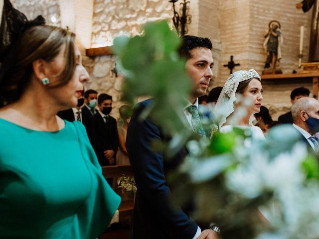 La boda de Fernando y Vanesa en Cazorla, Jaén 25