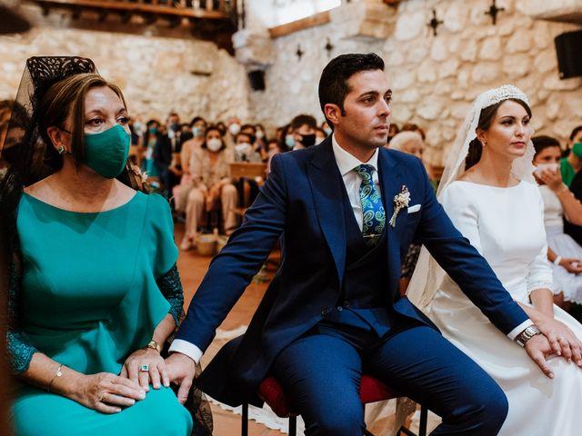 La boda de Fernando y Vanesa en Cazorla, Jaén 26