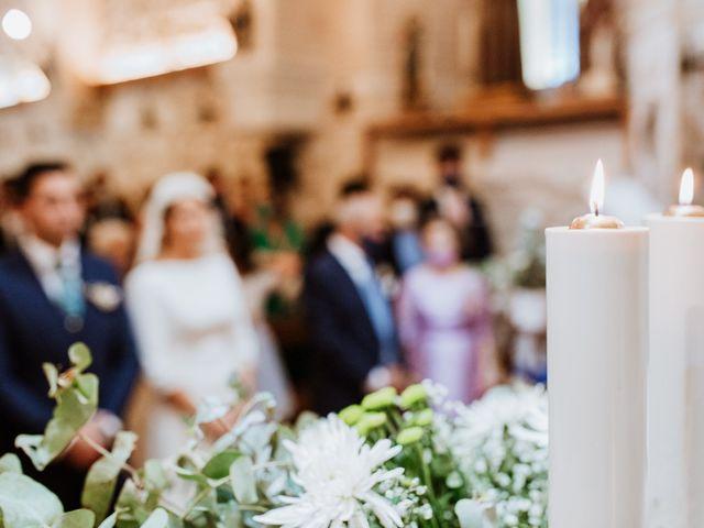 La boda de Fernando y Vanesa en Cazorla, Jaén 27