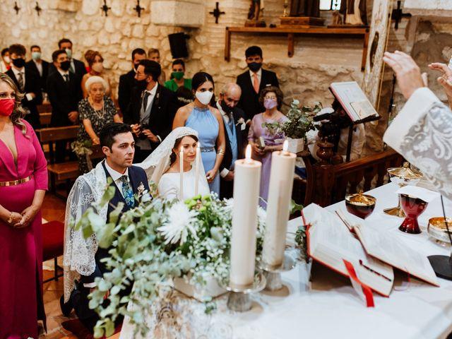 La boda de Fernando y Vanesa en Cazorla, Jaén 30