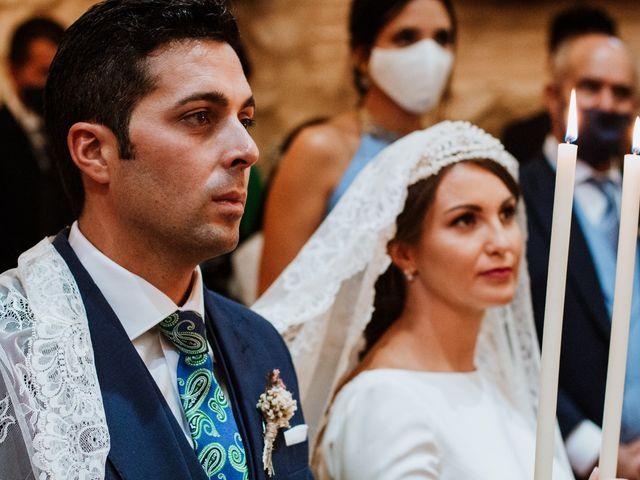 La boda de Fernando y Vanesa en Cazorla, Jaén 31