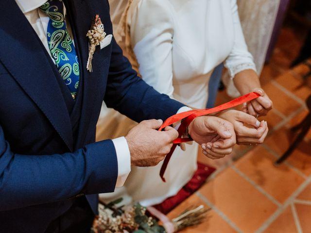 La boda de Fernando y Vanesa en Cazorla, Jaén 33