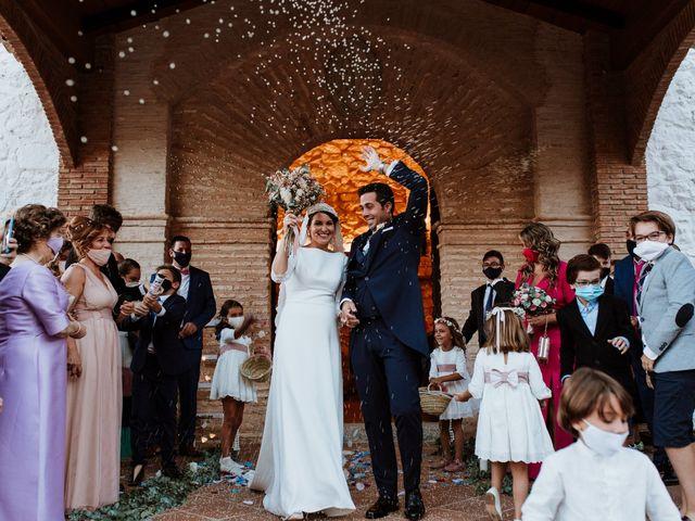 La boda de Fernando y Vanesa en Cazorla, Jaén 34