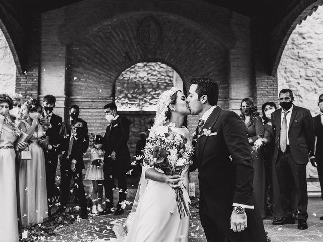 La boda de Fernando y Vanesa en Cazorla, Jaén 35
