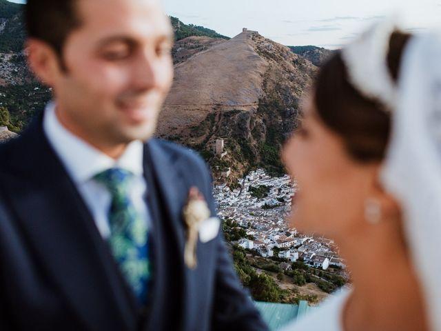 La boda de Fernando y Vanesa en Cazorla, Jaén 37