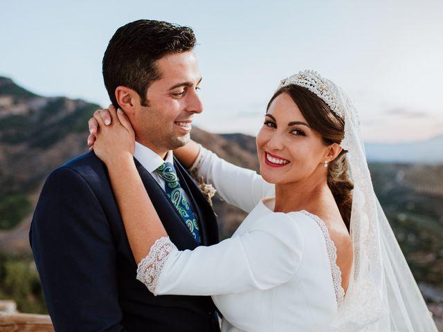 La boda de Fernando y Vanesa en Cazorla, Jaén 38