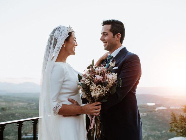 La boda de Fernando y Vanesa en Cazorla, Jaén 39