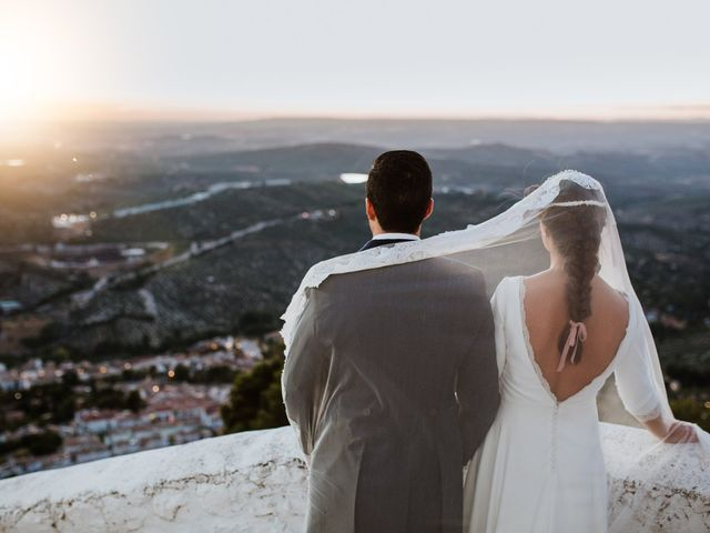 La boda de Fernando y Vanesa en Cazorla, Jaén 40