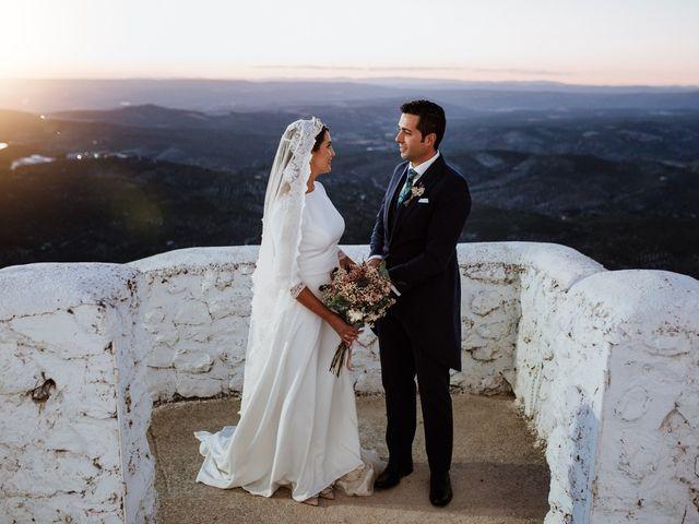 La boda de Fernando y Vanesa en Cazorla, Jaén 41
