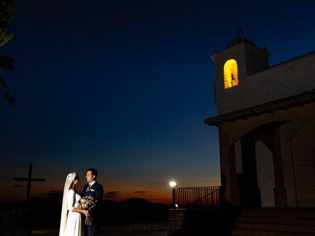 La boda de Fernando y Vanesa en Cazorla, Jaén 42