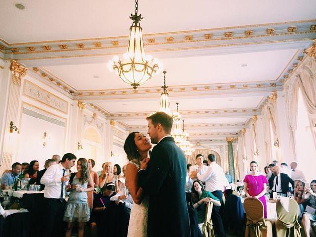 La boda de Carolina y Aitor
