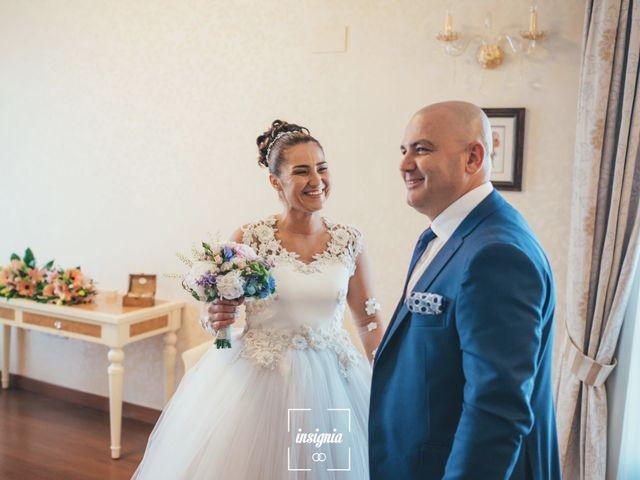 La boda de Cosmin y Aga en Albacete, Albacete 15