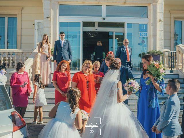 La boda de Cosmin y Aga en Albacete, Albacete 18