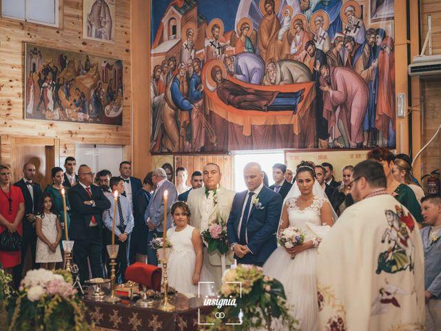 La boda de Cosmin y Aga en Albacete, Albacete 21