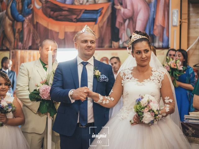 La boda de Cosmin y Aga en Albacete, Albacete 28
