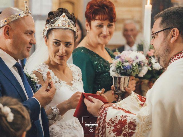 La boda de Cosmin y Aga en Albacete, Albacete 31