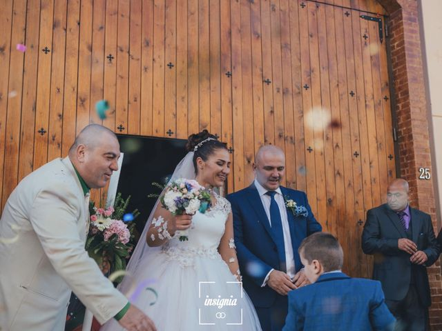 La boda de Cosmin y Aga en Albacete, Albacete 39