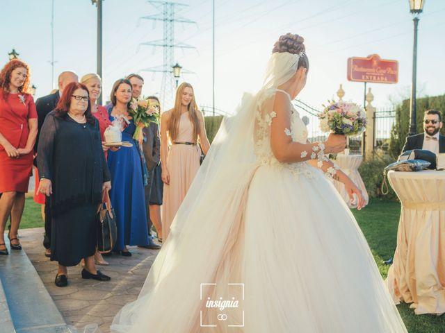 La boda de Cosmin y Aga en Albacete, Albacete 40