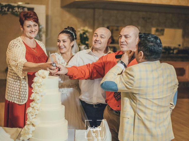 La boda de Cosmin y Aga en Albacete, Albacete 65