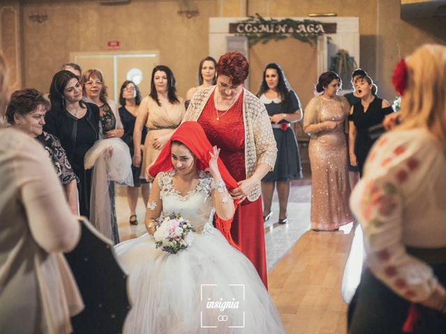La boda de Cosmin y Aga en Albacete, Albacete 71