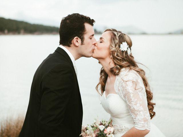 La boda de David y Jessica en El Escorial, Madrid 9