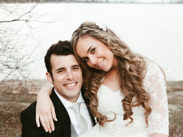 La boda de David y Jessica en El Escorial, Madrid 12