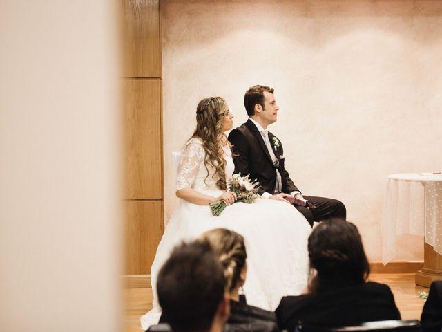 La boda de David y Jessica en El Escorial, Madrid 14