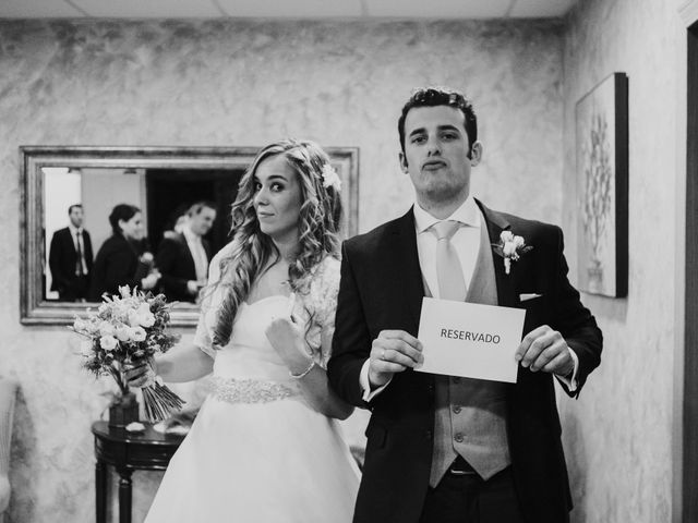 La boda de David y Jessica en El Escorial, Madrid 16