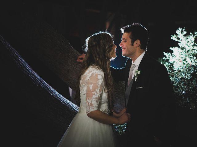 La boda de David y Jessica en El Escorial, Madrid 17