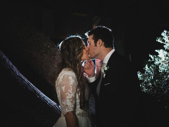 La boda de David y Jessica en El Escorial, Madrid 18