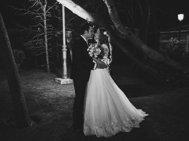 La boda de David y Jessica en El Escorial, Madrid 19