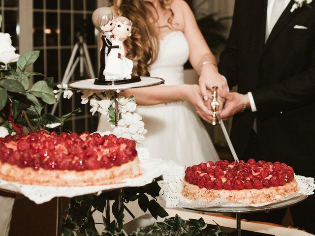 La boda de David y Jessica en El Escorial, Madrid 22