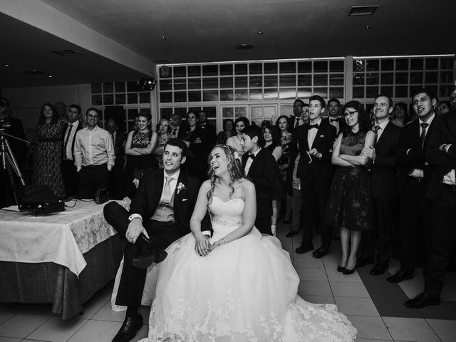 La boda de David y Jessica en El Escorial, Madrid 25