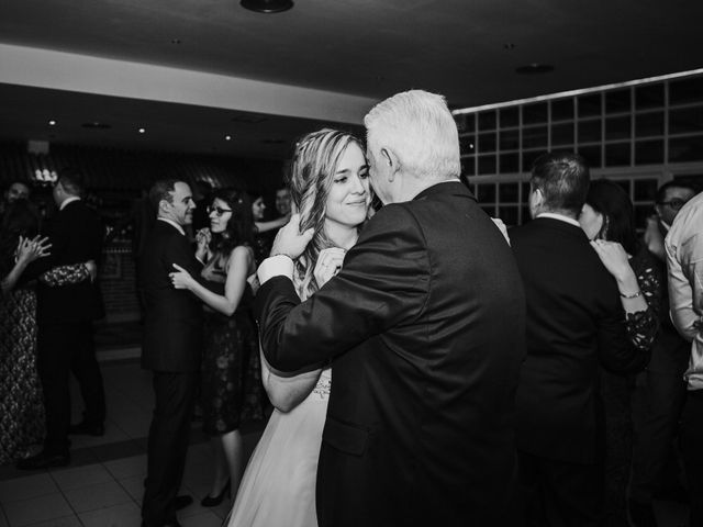 La boda de David y Jessica en El Escorial, Madrid 26