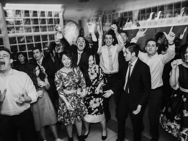 La boda de David y Jessica en El Escorial, Madrid 27