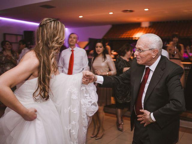La boda de David y Jessica en El Escorial, Madrid 29