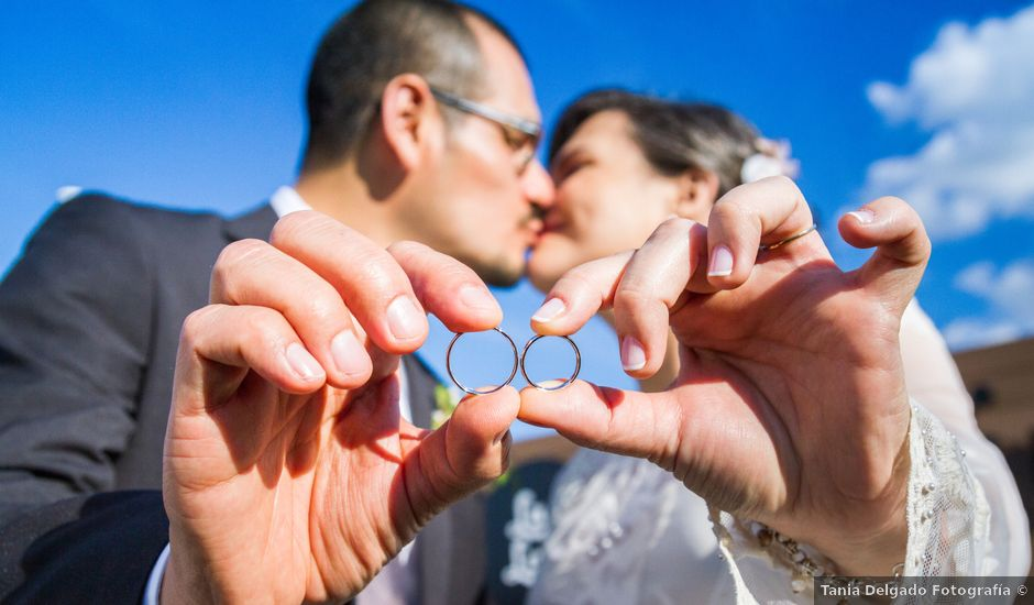 La boda de Orlando y Liset en Valdemoro, Madrid