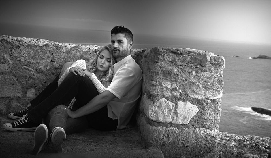La boda de Jose y Clara en Santa Maria (Isla De Ibiza), Islas Baleares
