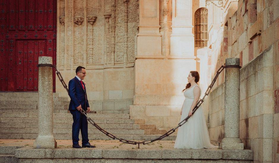 La boda de Pablo y Tamara en Salamanca, Salamanca