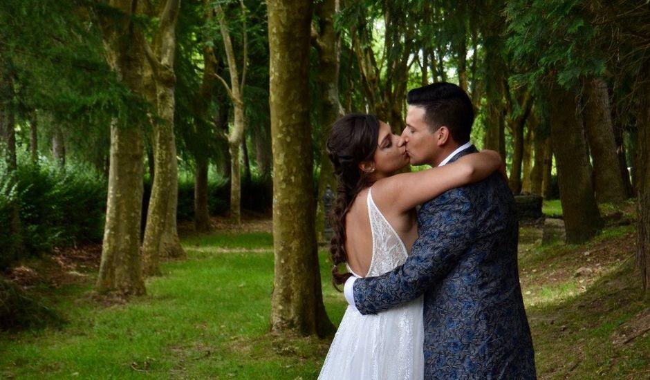 La boda de Aaron  y Alina  en Loiu, Vizcaya