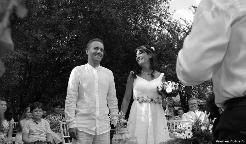 La boda de Javier y Merche en Navaluenga, Ávila