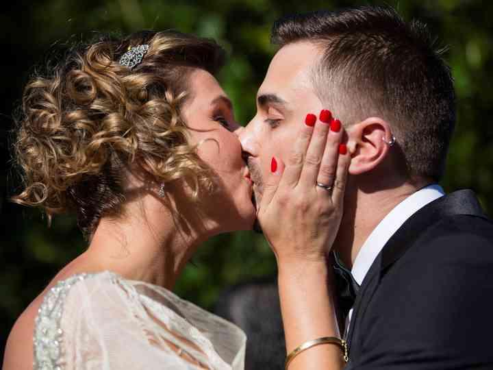La boda de Tamara y David