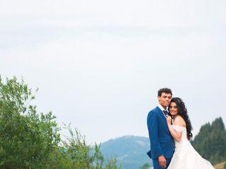 La boda de Daniela y Christhian