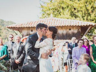 La boda de Xana y Oscar
