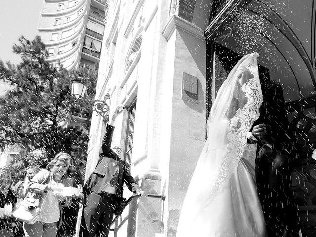 La boda de Pablo y Alba en Valencia, Valencia 1